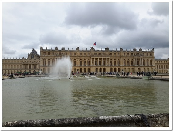 Apollo's Fountain Versailles, France @DownshiftingPRO