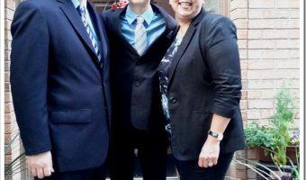 Grade Eight Graduation ~ Proud Parents #WordlessWednesday