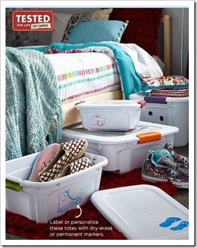 Canadian Tire Under the Bed Storage