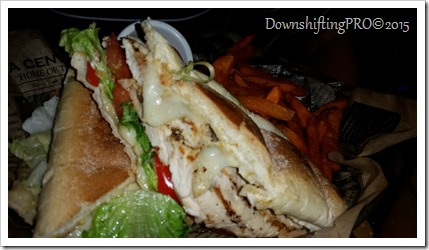 Havana Central Restaurant Review Time Square NYC @DownshiftingPRO_Cuban Sandwich