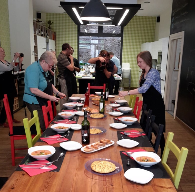 Full Food Experience: Try A Cooking Class In Barcelona