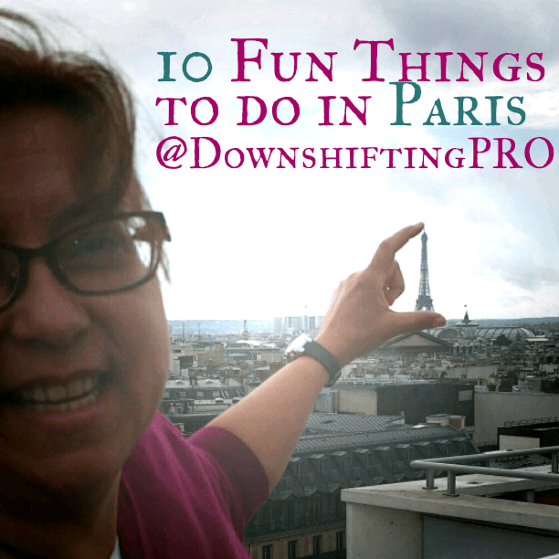 The 10 Things I Always Do In Paris: 10 Fun Things To Do In Paris #Travel #TravellingMaple