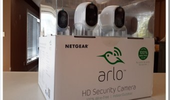 Easy Installation of the Netgear ARLO Security Camera System @BestBuy #BBYConnectedHome #Ad