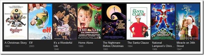 Holiday Movies 2015