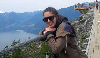 Wordless Wednesday Sea to Sky Gondola in Squamish, British Columbia #TravellingMaple