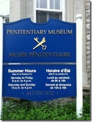 Canada's Penitentiary Museum, Kingston Ontario_1