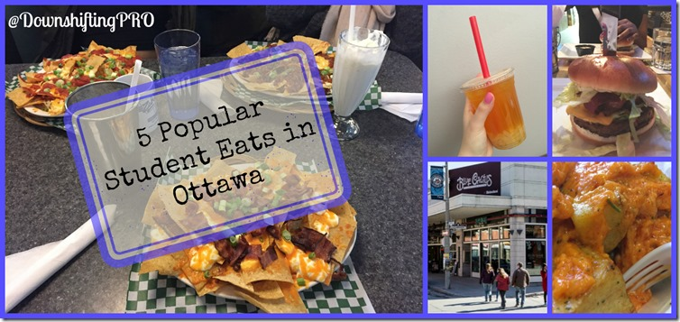 Cheap Eats in Ottaw's Byward Market for Students and Travellers