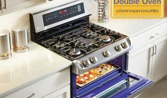 LG ProBake Double Oven Getting Ready for the Holidays @BestBuy @LGUS #ad