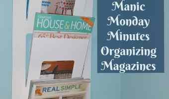 4M – Margarita's Manic Monday Minutes – Magazines