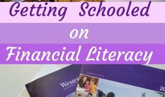 Getting Schooled on Financial Literacy  TD #FinanciallyFit #ad