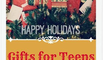 Making a List and Checking it Twice– Gifts for Teens & Millennials