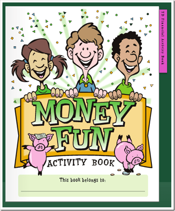 Money Fun Booklest TD Financial_ Getting Schooled on Financial Literacy_@DownshiftingPRO