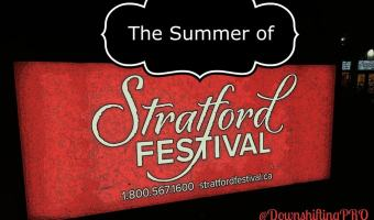 The Summer of Stratford– World Class Theater Just 1 Hour from Toronto or #LdnOnt