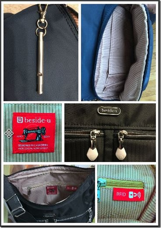 Beside-U Review for bags & backpacks RFID protected - @DownshiftingPRO (29)