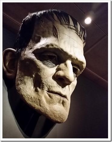 Frankenstein - Guillermo del Toro at the AGO @DownshiftingPRO 2017