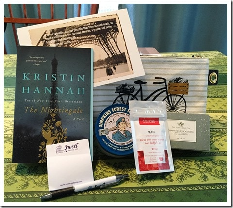 The Nightingale by Kristin Hannah #SweetReadsBox Review by @DownshiftingPRO_12