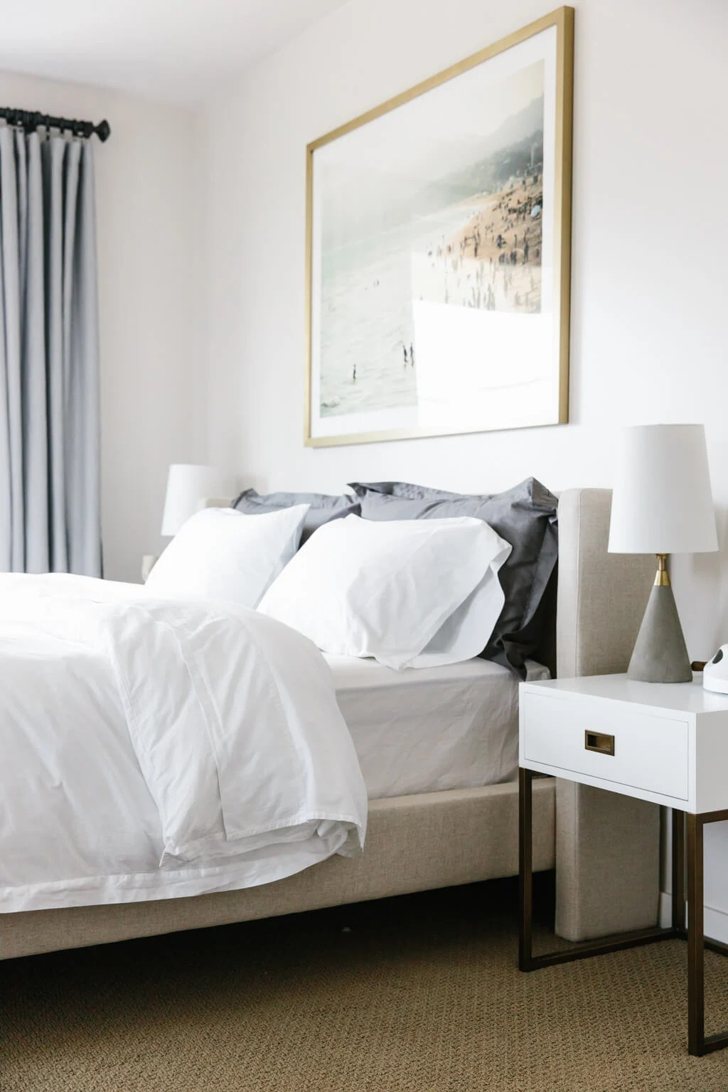 My Modern and Minimalist Bedroom Design with Havenly ... on Bedroom Minimalist Design  id=75651