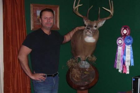 david toms- texas public land deer hunting