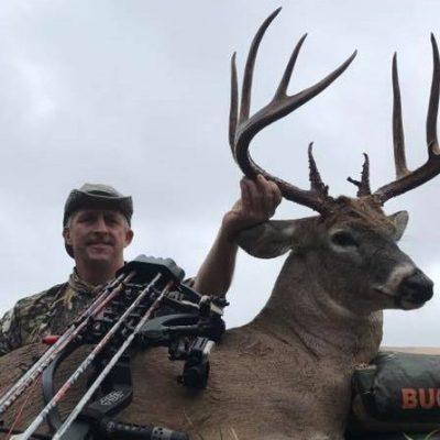 Glenn Garner Whitetail Buck