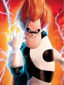 Syndrome from The Incredibles