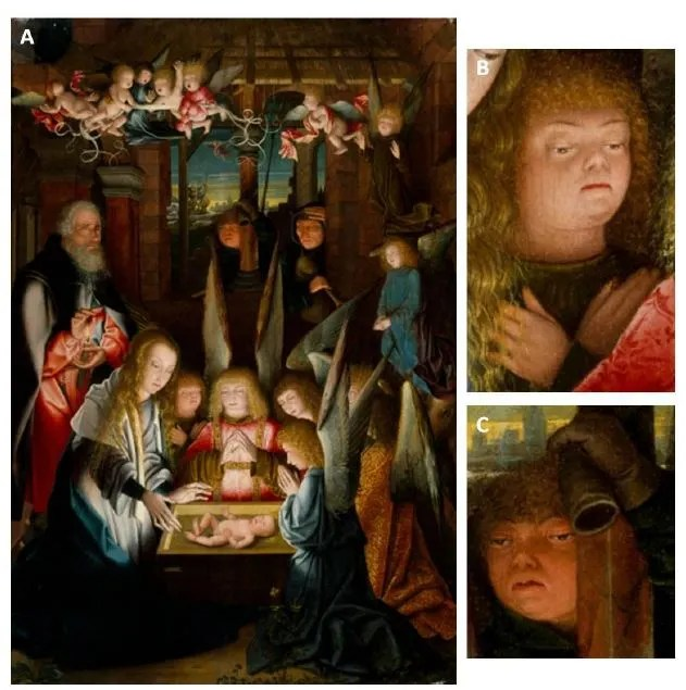 The Adoration of the Christ Child 2