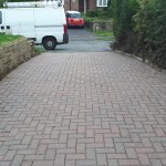 Driveway Jetwash & Re-sand in Allestree