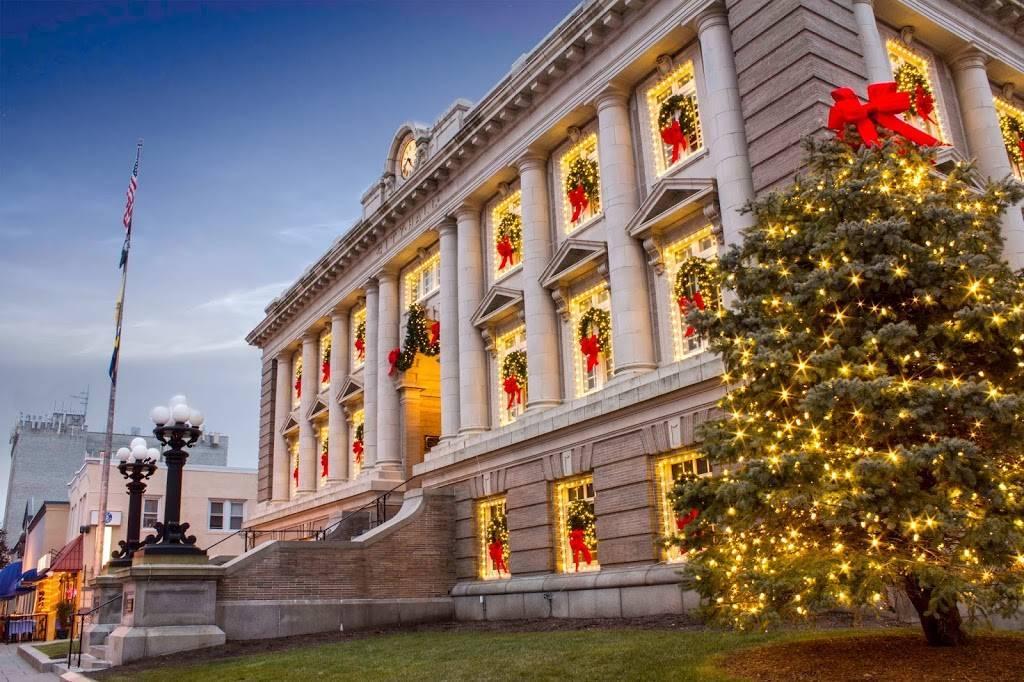 Christmas Lights New York City
