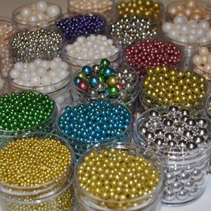 Edible Pearls