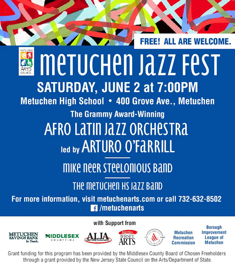 Image result for Metuchen Jazz Fest