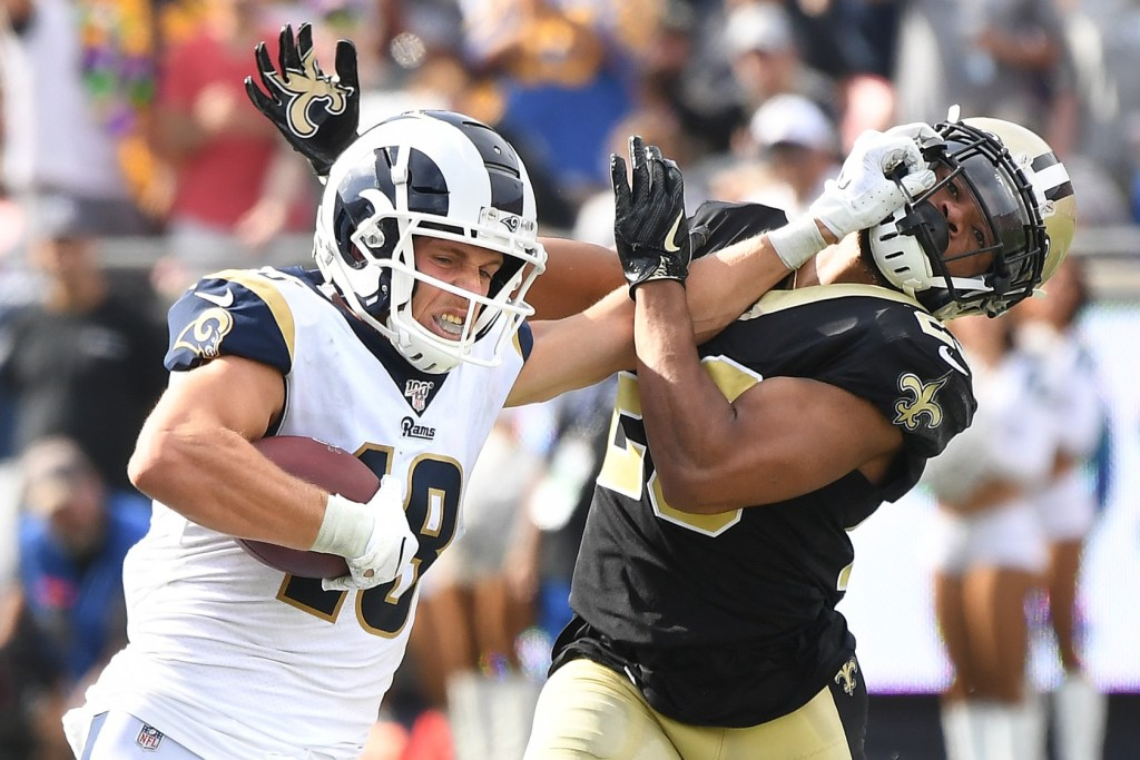 best sneakers 1cc0e f5acb Los Angeles Rams: Cooper Kupp is Back and He Might Be Primed ...