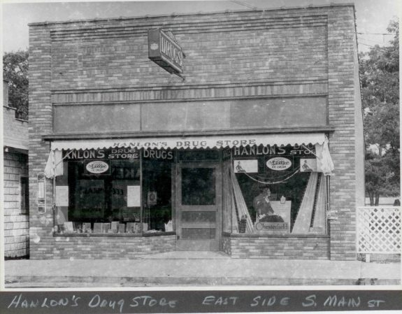 Historic Photo - 117 S Main Street - façade