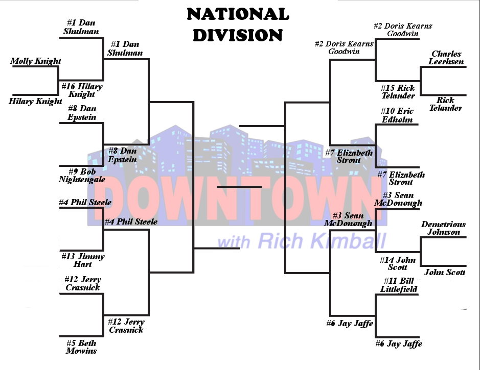 National Bracket