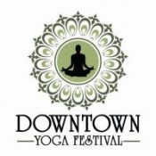 Downtown Yoga Festivals - Yoga - Meditation - Yoga Retreat - Yoga Teacher Training Logo