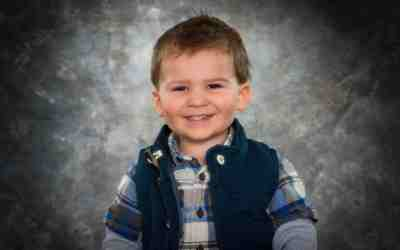 Doyle's Photography – Jackson the little man