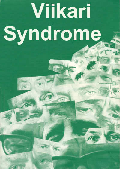 Viikari Syndrome shown in the vertical frowns of various patients of Dr. Kaisu Viikari, 'Viikari Syndrome' phrase coined by Matte Saari