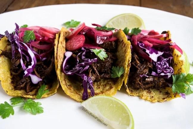 Barbacoa Brisket Tacos   DoYouEvenPaleo.net