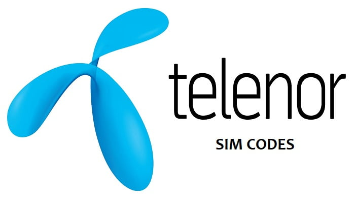 Telenor sim codes - Check Remaining Minutes, SMS, MBs, & Balance