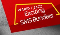 Warid SMS Packages