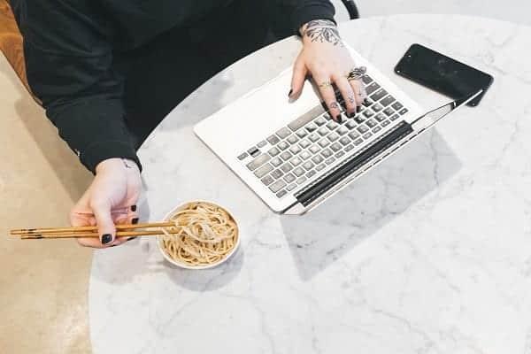 Avoid multitasking to write faster
