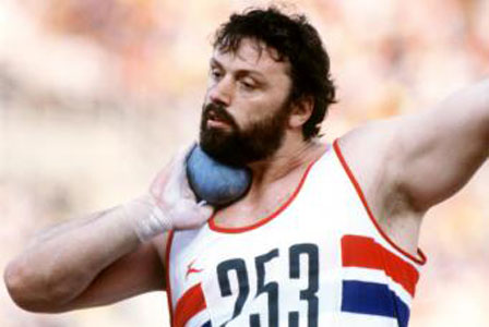 Geoff Capes Do You Remember