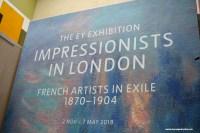 Tate Britain impressionists Doyouspeaklondon lifestyle blog