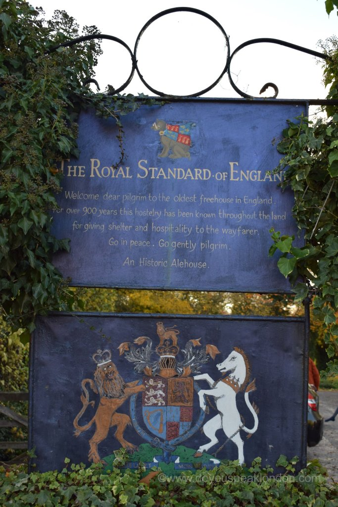 The Royal Standard of England Doyouspeaklondon Lifestyle London Blog
