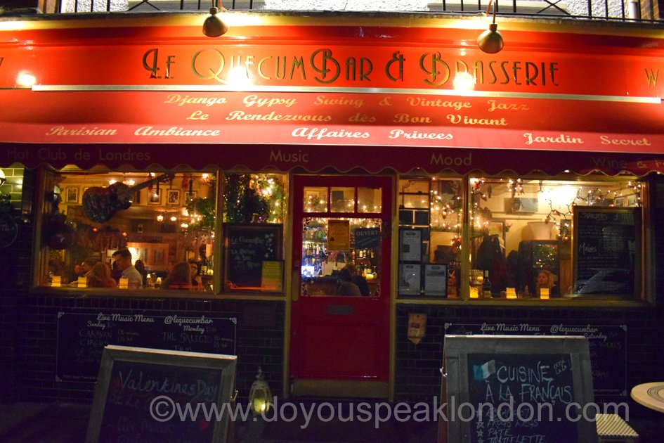 Le Quecumbar Doyouspeaklondon Lifestyle London Blog