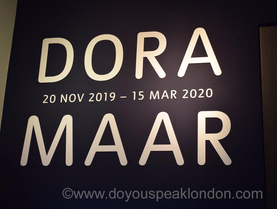 Dora Maar Doyouspeaklondon Lifestyle London Blog