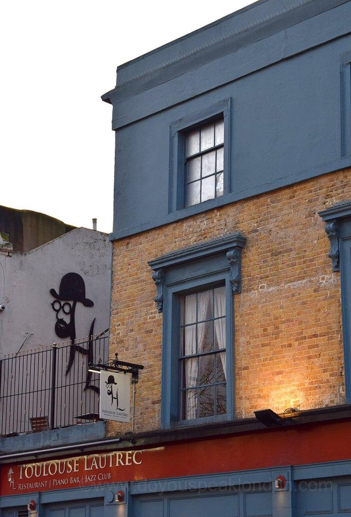 Toulouse Lautrec Jazz Club Doyouspeaklondon Lifestyle London Blog