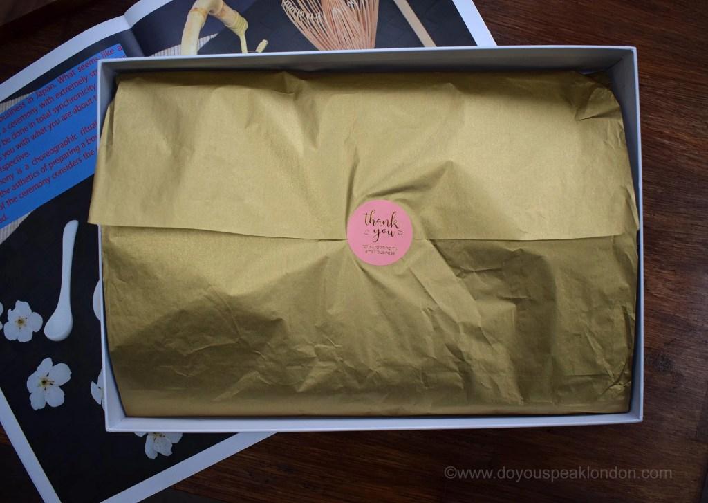 MyHappyPlaceBox Doyouspeaklondon Lifestyle London Blog