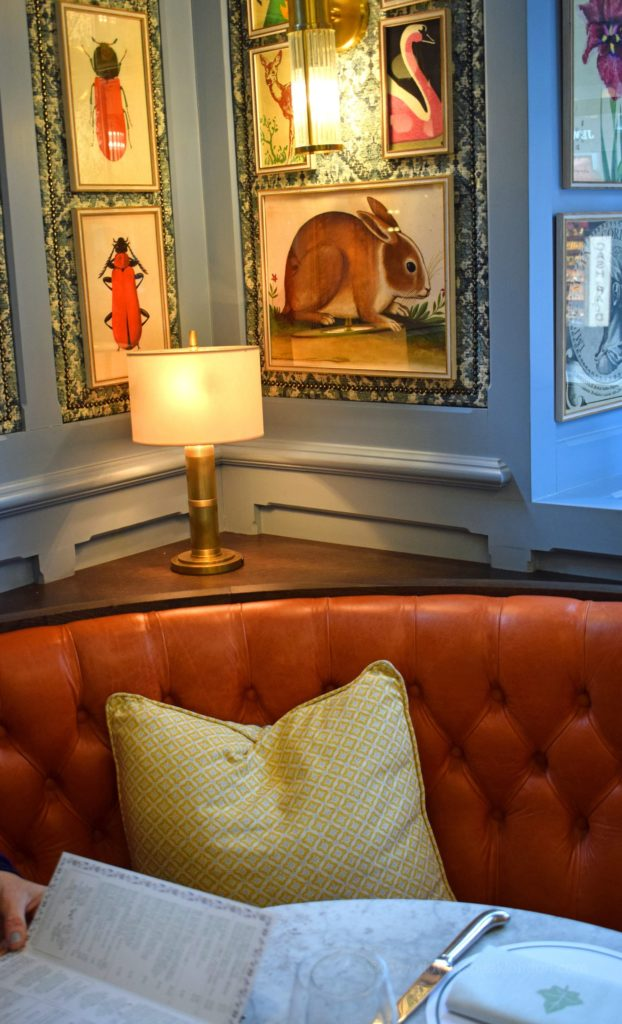 The Ivy Café Doyouspeaklondon Lifestyle London Blog