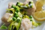 Norwegian Potato Dumplings with Spring Vegetables (Raspeballer)