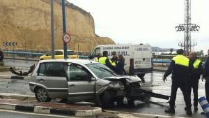 accidente de trafico en alicante