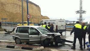 accidente de trafico en alicante